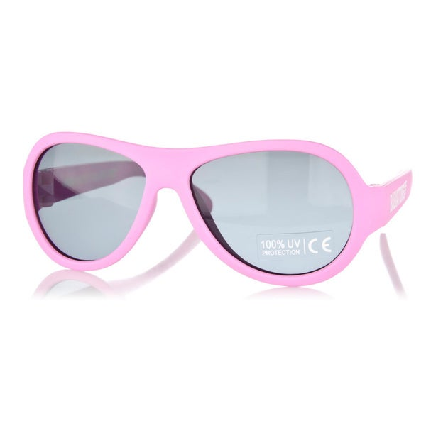 Crummy Bunny Babiators Little Girl Pink Sunglasses (Set of 2)