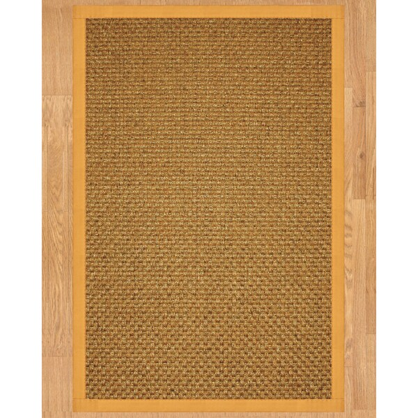 Handcrafted Amalfi Sisal Rug (10' x 14') - Tan
