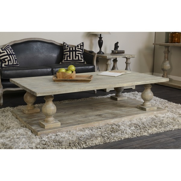 Kosas collections parvin coffee table 65 inches for 65 sofa table
