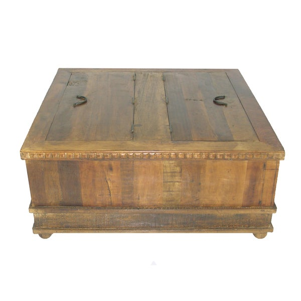 Reunion Trunk Coffee Table