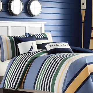 Nautica Dover 3-piece Duvet Cover Set