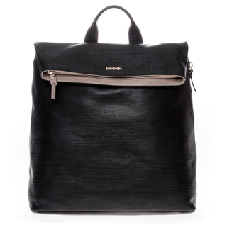 MCQ by Alexander McQueen Embossed Leather Knapsack