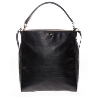 MCQ by Alexander McQueen Razor Blade Embossed Bucket Bag