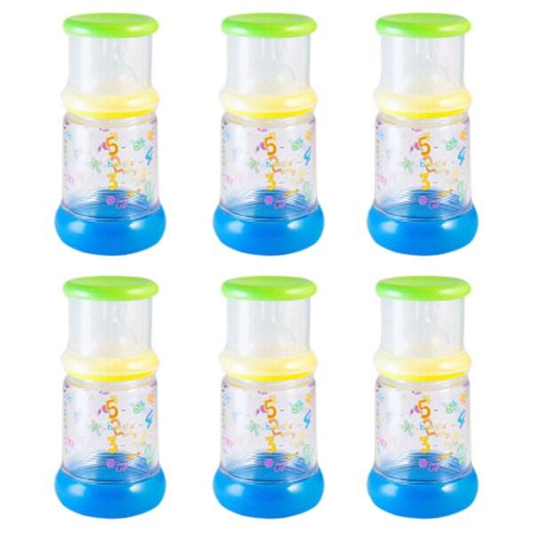Bouche Baby Take N' Shake 5-ounce Feeding Bottle (Pack of 6) 15817942