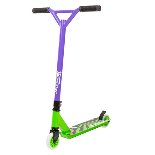 Street Surfing Torpedo Green Purple
