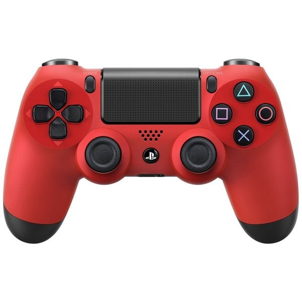 PS4 - Dualshock 4 Wireless Controller (Magma Red)