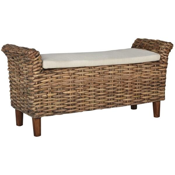 Safavieh Palermo Brown Bench