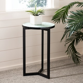 Safavieh Zaira Turquoise End Table