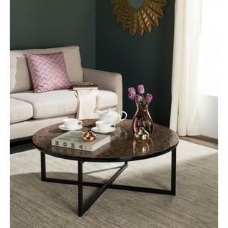 Safavieh Cheyenne Brown Coffee Table