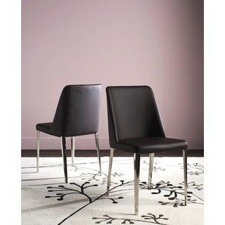 Safavieh Baltic Brown Side Chair (Set of 2)
