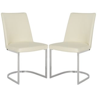 Safavieh Parkston Buttercream Side Chair (Set of 2)