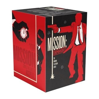 Mission Impossible: The Original TV Series (DVD)