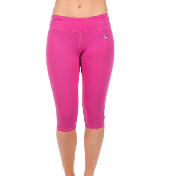 Women's Activewear Cropped Running Pants