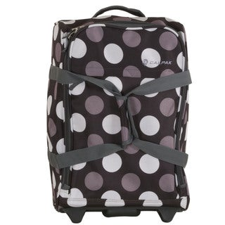 Calpak 'Rover' Multi Dots 20-inch Washable Rolling Carry-On Upright Suitcase