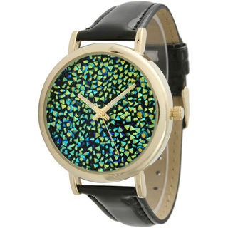 Olivia Pratt Women's Sparkly Quartz Dial Watch