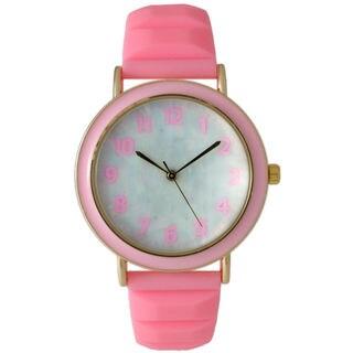 Olivia Pratt Women's Sporty Silicone Watch