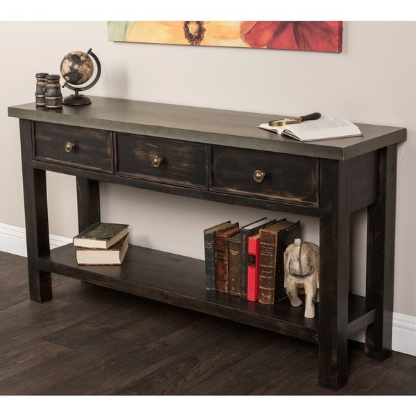 Kosas Collections Norris Console Table