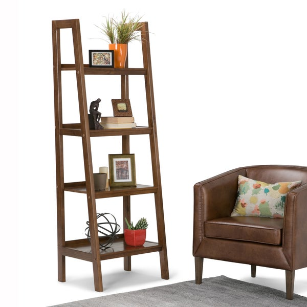 Wyndenhall Hawkins Ladder Shelf