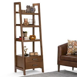 WYNDENHALL Hawkins Ladder Storage Shelf