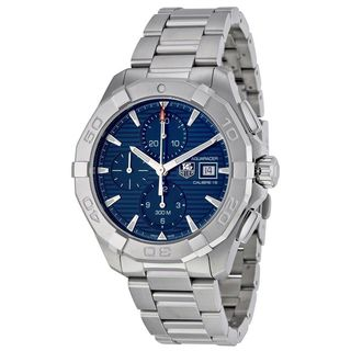 Tag Heuer Men's CAY2112.BA0925 'Aquaracer' Chronograph Stainless Steel Watch