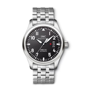 IWC Men's IW326504 'Pilots Mark XVII' Automatic Stainless Steel Watch