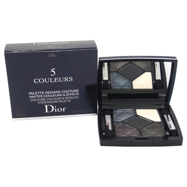 Dior 5 Couleurs Couture Colours & Effects Eyeshadow Palette # 096 Pied-De-Poule