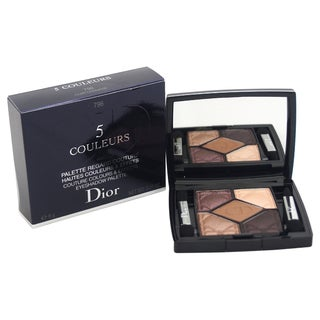 Dior 5 Couleurs Couture Colours & Effects Eyeshadow Palette # 796 Cuir Cannage