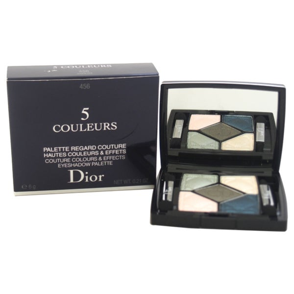 Dior 5 Couleurs Couture Colours & Effects Eyeshadow Palette # 456 Jardin