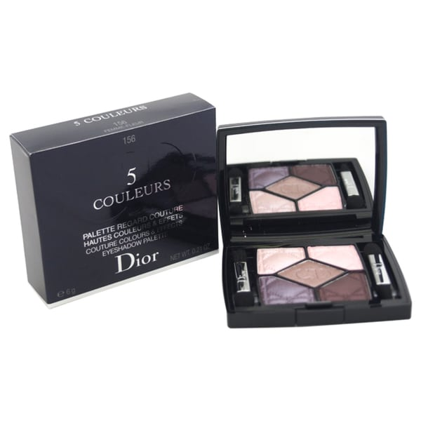Dior 5 Couleurs Couture Colours & Effects Eyeshadow Palette # 156 Femme-Fleur