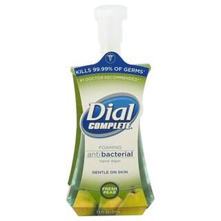 Dial Fresh Pear Antibacterial Foaming Hand Wash
