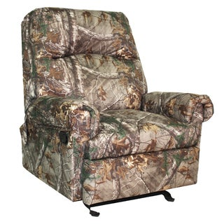 Realtree Massage Rocker Recliner