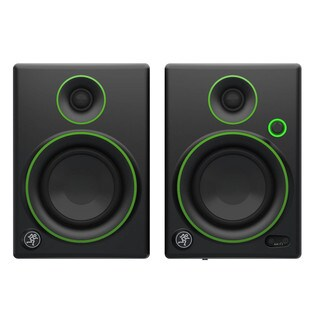 Mackie CR4 4-inch Creative Reference Multimedia Monitor (Set of 2)