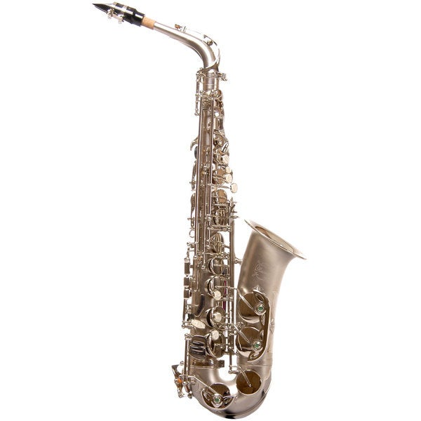 Ravel Alto Key of Eb Sand-blasted Saxophone