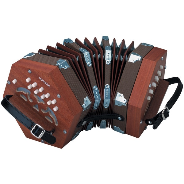 Hohner D40 Concertina Accordion