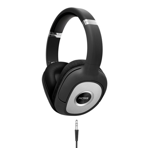Koss Sp540 Full Size Black Dynamic Headphones