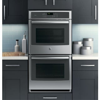 GE Profile Series 27-inch Built-in Double Convection Wall Oven