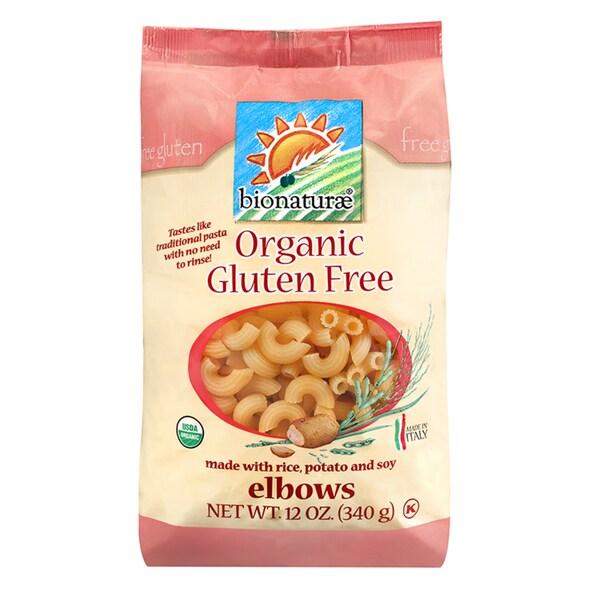 Bionaturae Organic Gluten-free Pasta (2 Pack)