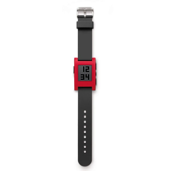 Pebble Smartwatch (Jet Black)