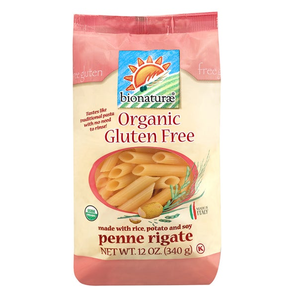 Bionaturae Organic Gluten-free Penne Pasta (12-ounce)