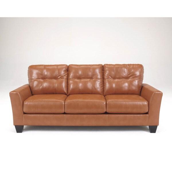 Benchcraft Paulie DuraBlend Sofa