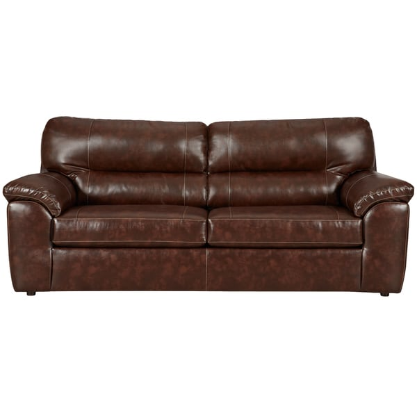 Exceptional Designs Leather Sofa