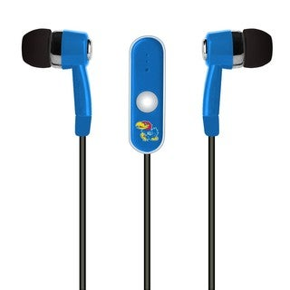 Mizco NCAA Stereo Hands Free Earbuds