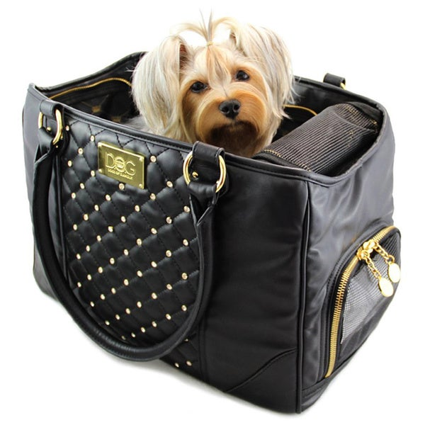 Dogs of Glamour Glam Tote