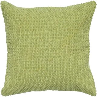 Rizzy Home 20-inch Cotton Throw Pillow