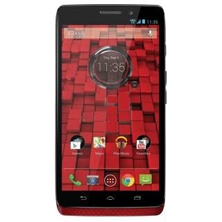 Motorola Droid Mini XT1030 Verizon/Unlocked GSM Certified Referbished Cell Phone- Red