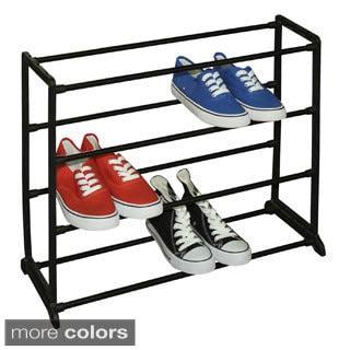Sunbeam 4-tier Shoe Rack