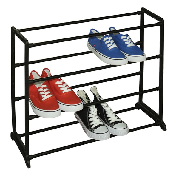 Sunbeam 4-tier Shoe Rack