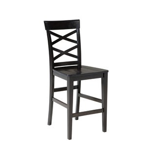Signature Design By Ashley Berlmine Espresso Barstools (Set of 2)