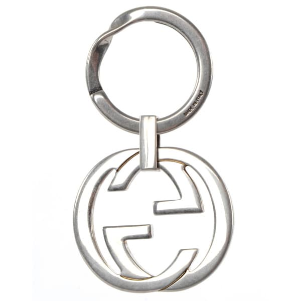 Gucci Interlocking G Key Ring