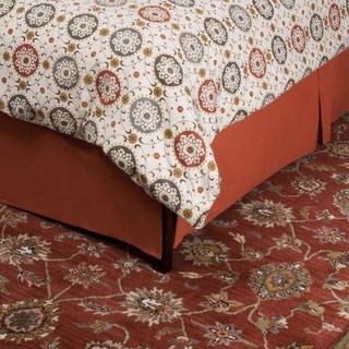 Rizzy Home Bossa Nova Bed Skirt